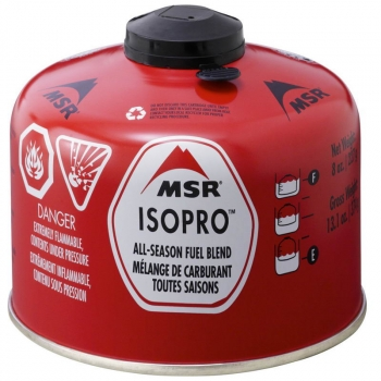 Баллон газовый MSR IsoPro 450 гр.