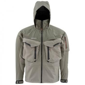 Куртка SIMMS G4 Pro Jacket цвет Wetstone в интернет магазине Rybaki.ru