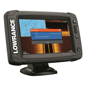 Экран сенсорный LOWRANCE Elite- 7 Ti with Active Imaging 3-in-1 ROW