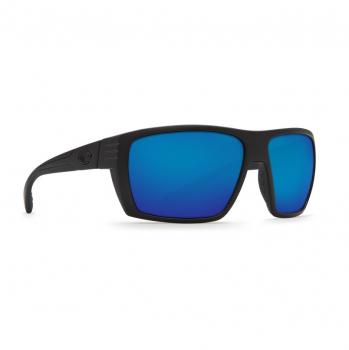 Очки поляризационные COSTA DEL MAR Hamlin W580 р. XL цв. Blackout цв. ст. Blue Mirror Glass