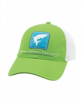 Кепка SIMMS Tarpon Trucker Cap цв. Seagrass