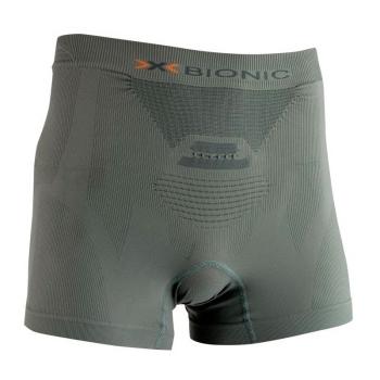 Трусы X-BIONIC Hunting Light Man Uw Boxer цвет Серо-зеленый / Антрацит в интернет магазине Rybaki.ru