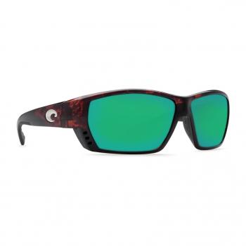 Очки поляризационные COSTA DEL MAR Tuna Alley Readers 580P +2.50 р. L цв. Tortoise цв. ст. Green Mirror