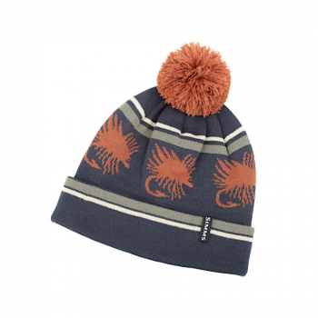 Шапка SIMMS Big Hole Pom Hat цв. Rust