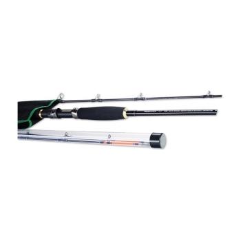 Удилище троллинговое BLACK HOLE Power Stick-II 180 1,8 м тест до 150 гр. со сменными хлыстиками New
