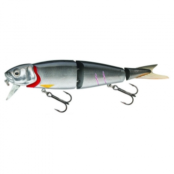 Воблер SAVAGE GEAR 4play Herring Swim&Jerk 19 цв. 01-Dirty Silver в интернет магазине Rybaki.ru