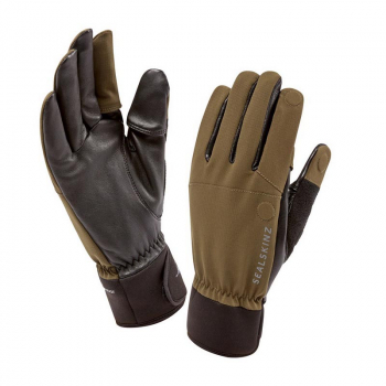 Перчатки SEALSKINZ Sporting Glove цвет Olive