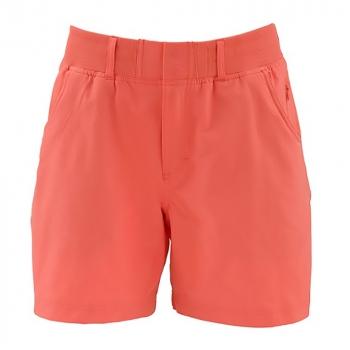 Шорты SIMMS Women's Drifter Short цвет Dark Coral