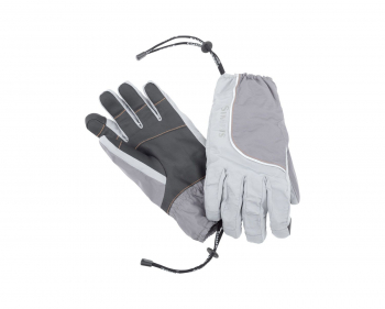 Перчатки SIMMS Outdry Shell Glove цвет Steel