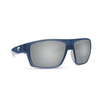 Очки поляризационные COSTA DEL MAR Bloke 580G р. XL цв. Bahama Blue Fade цв. ст. Gray Silver Mirror