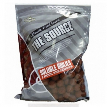 Бойл пылящий DYNAMITE BAITS 20 мм The Source -Soluble- 1 кг в интернет магазине Rybaki.ru