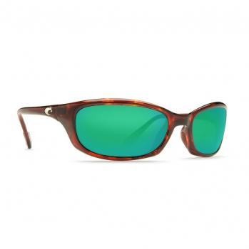 Очки поляризационные COSTA DEL MAR Harpoon W580 р. L цв. Tortoise цв. ст. Green Mirror Glass