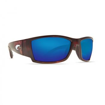 Очки поляризационные COSTA DEL MAR Corbina 580P р. L цв. Tortoise цв. ст. Blue Mirror