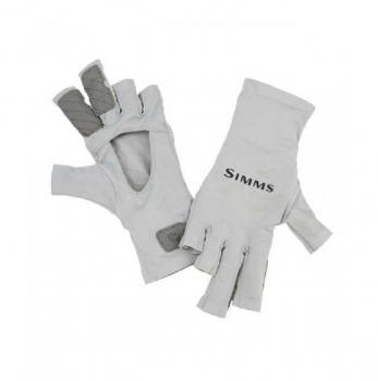 Перчатки SIMMS Solarflex Sunglove цвет Sterling