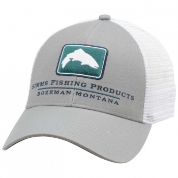 Кепка SIMMS Women's Trout Icon Trucker цв. Granite