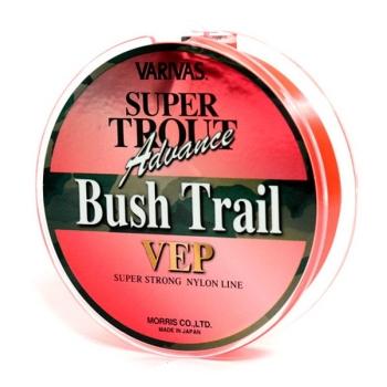 Леска VARIVAS Super Trout Advance VEP Bush Trail 100 м # 1 в интернет магазине Rybaki.ru