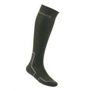 Носки AKU Forester Socks цвет Verde Scuro в интернет магазине Rybaki.ru