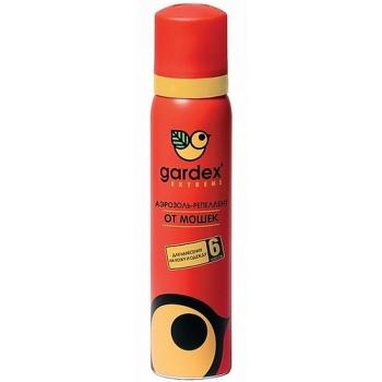 Аэрозоль-репеллент GARDEX от мошки и комаров 100 мл в интернет магазине Rybaki.ru