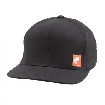 Кепка SIMMS Flexfit Twill Snapback Cap цв. Black