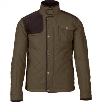 Куртка SEELAND Woodcock Advanced Quilt Jacket цвет Shaded olive в интернет магазине Rybaki.ru