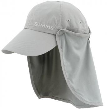 Кепка SIMMS Sunshield Hat цв. Ash в интернет магазине Rybaki.ru