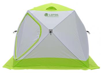 Палатка ЛОТОС-ТЕНТ Lotos Cube Professional трехместная в интернет магазине Rybaki.ru