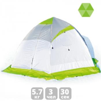 Палатка ЛОТОС-ТЕНТ Lotos 4 трехместная в интернет магазине Rybaki.ru