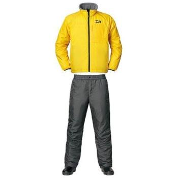 Костюм-поддевка DAIWA Warm-Up Suit цвет yellow