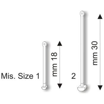 Держатель STONFO 139 силиконовый для бойлов р. 1 (24 шт.)