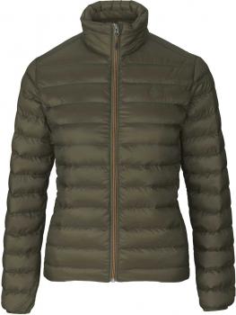 Куртка SEELAND Hawker Quilt Jacket Woman цвет Pine green