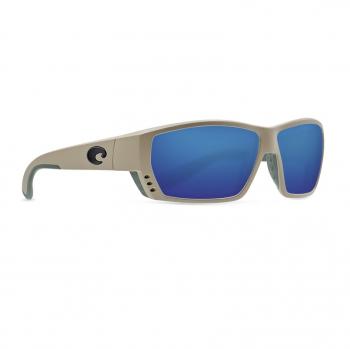 Очки поляризационные COSTA DEL MAR Tuna Alley 580P р. L цв. Sand цв. ст. Blue Mirror
