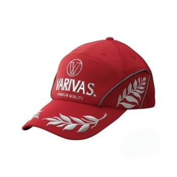 Кепка VARIVAS VAC-37 Champion Cap цв. Red в интернет магазине Rybaki.ru