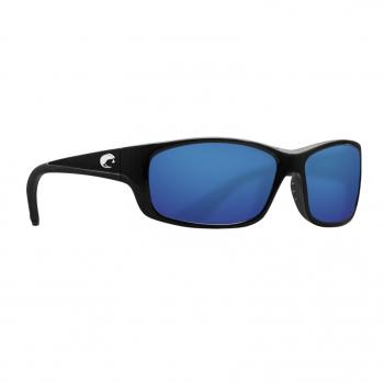 Очки поляризационные COSTA DEL MAR Jose 580P р. M цв. Shiny Black цв. ст. Blue Mirror