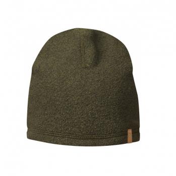 Шапка FJALLRAVEN Lappland Fleece Hat цв. Dark Olive в интернет магазине Rybaki.ru