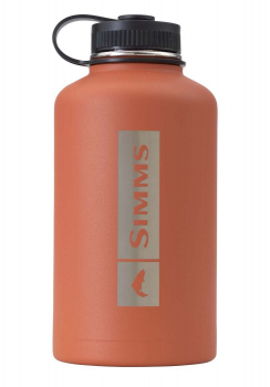 Бутылка SIMMS Headwaters Insulated Growler цв. Orange в интернет магазине Rybaki.ru