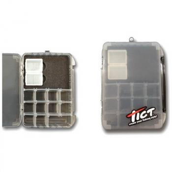 Коробка TICT Stamen Case для микроприманок цв. black в интернет магазине Rybaki.ru