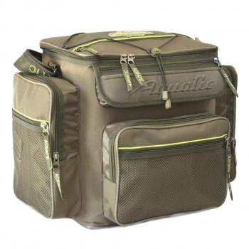 Термо-сумка AQUATIC С-20 с карманами (40х32х35 см) в интернет магазине Rybaki.ru
