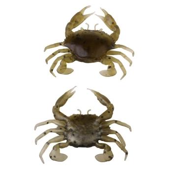 Краб SAVAGE GEAR LB 3D Manic Crab 2,5 см цв. Tan Crab (5 шт.)