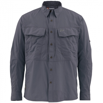 Рубашка SIMMS Guide Shirt цвет Nightfall