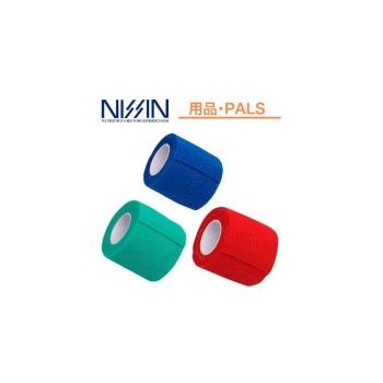 Лента эластичная NISSIN Rod Tape многофункциональная цв. Синий в интернет магазине Rybaki.ru