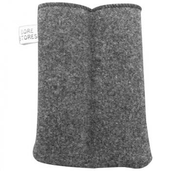 Чехол BORESTORES 2 ПИСТОЛЕТНЫХ МАГАЗИНА 15 см., цв. gray
