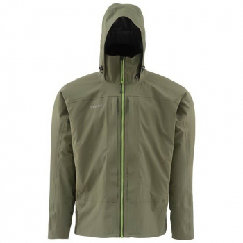 Куртка SIMMS Slick Jacket цвет Loden в интернет магазине Rybaki.ru