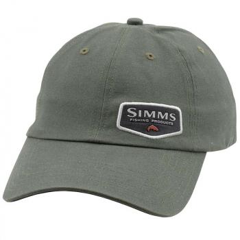 Кепка SIMMS Oil Cloth Cap цв. Loden в интернет магазине Rybaki.ru