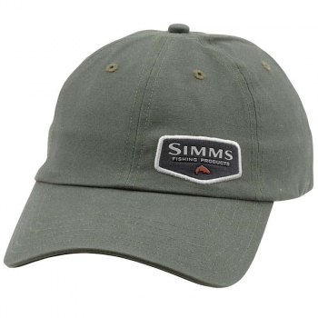 Кепка SIMMS Oil Cloth Cap цв. Loden