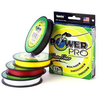 Плетенка POWER PRO Moss Green 135 м 0,23 мм в интернет магазине Rybaki.ru