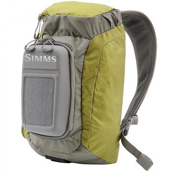 Рюкзак SIMMS Waypoints Sling Pack цв. Army Green р. S в интернет магазине Rybaki.ru