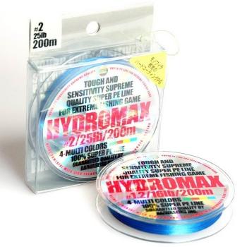 Леска DAIWA Hydromax 200 м #2 25 lb в интернет магазине Rybaki.ru