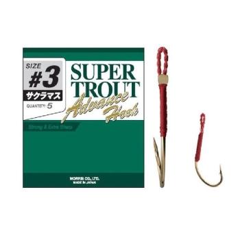 Крючок подвесной VARIVAS Super Trout Advance Hook № 5 (5 шт.)