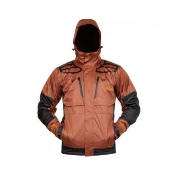 Куртка NORFIN Peak Thermo цвет Терракотовый/Черный в интернет магазине Rybaki.ru