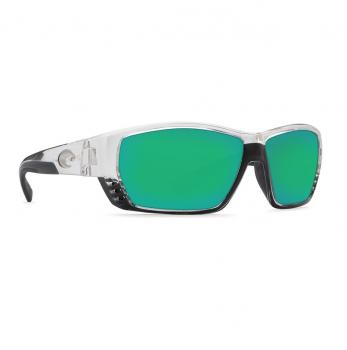 Очки поляризационные COSTA DEL MAR Tuna Alley W580 р. L цв. Crystal цв. ст. Green Mirror Glass